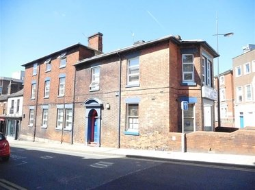 Albion Street, Hanley
