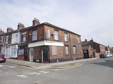 Balfour Street, Hanley