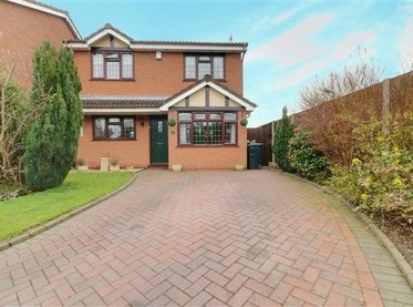5 Coombe Croft, Pendeford