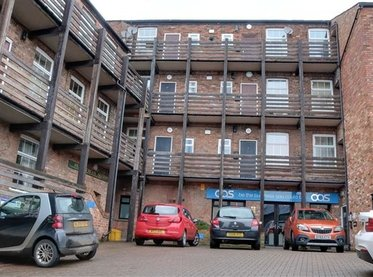 Flat 2, Georges Court, Chestergate